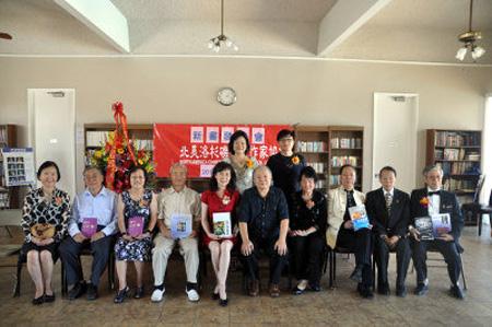 前排 (自左至右) 凌莉玫,李雅明,張棠,盧遂顯,蕭萍,楊強,小朗,林東,周愚,董國仁 後排:陈十美,彭南林