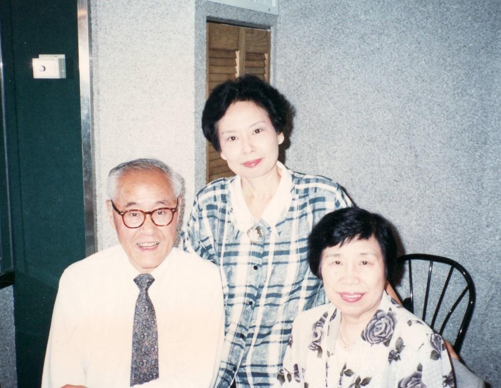 1992北美作協年會暨學術研討會初識夏教授