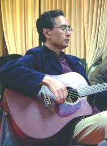 楊弦2004 台北美詩歌演唱會