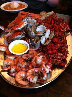 佛州幸福食緣-卡真烹調海鮮