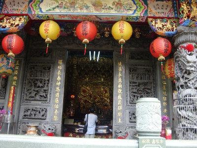 臺灣式廟宇