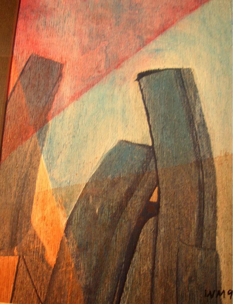 非馬畫作 芝加哥, 1993年