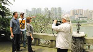 造訪重慶史迪威舊居紀念館